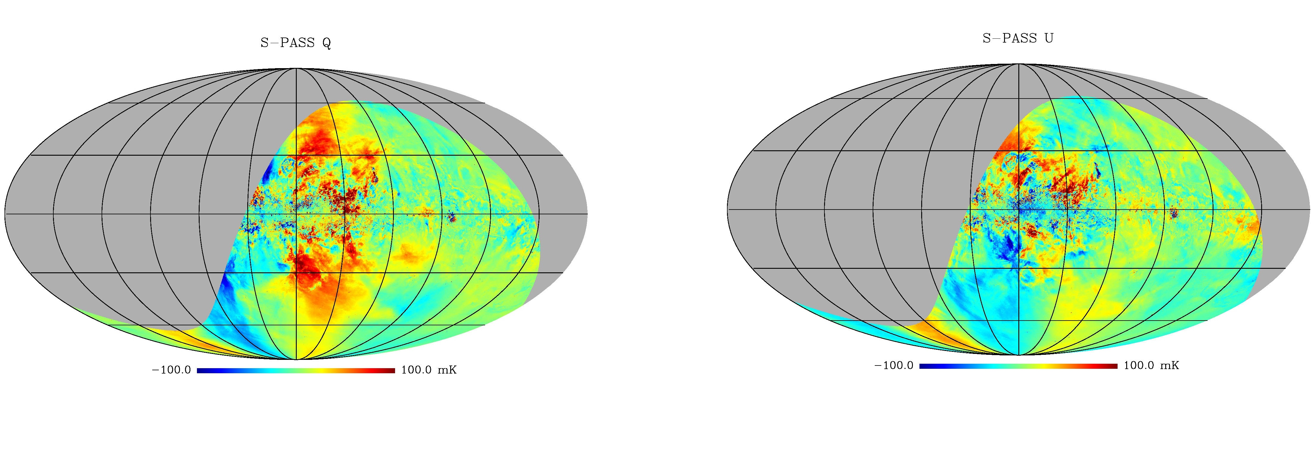 A S-Pass per il cielo radio polarizzato