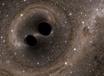 Sentita l'armonia delle onde gravitazionali