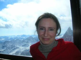 Barbara Balmaverde, ricercatrice Inaf a Torino