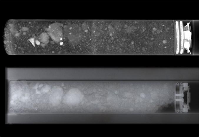 Aperto un campione lunare raccolto 47 anni fa | MEDIA INAF