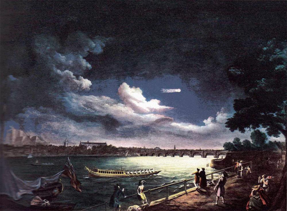 Meteore , comete et asteroidi  High-res-scott-painting