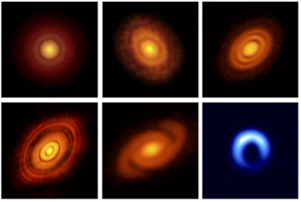 Dischi protoplanetari ALMA