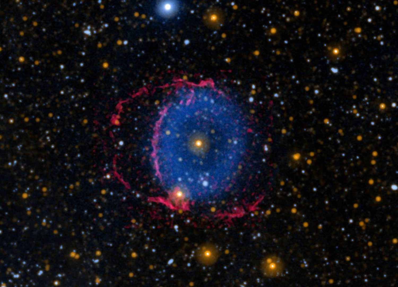 Stelle Galassie Nebulose Buchi neri Blue-ring-nebula_H