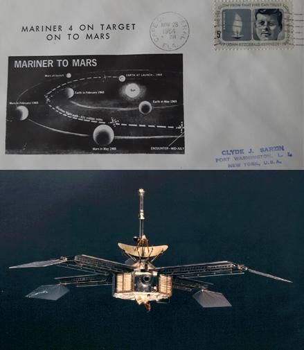 Grandi conquiste dello spazio Mariner