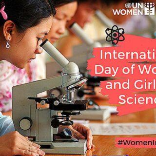 Giornata delle donne e delle ragazze nella scienza