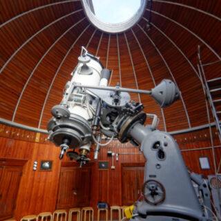 Telescopi in lockdown sui colli bolognesi