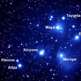 Quando Venere incontra le Pleiadi