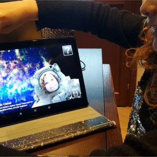Crea il tuo astro-documentario con Scratch