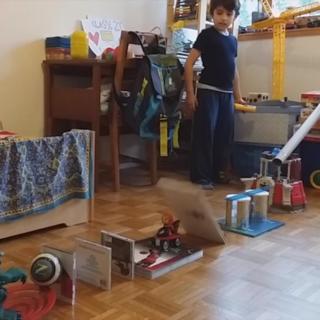 Reazioni a catena, dalle scuole italiane ad Aps