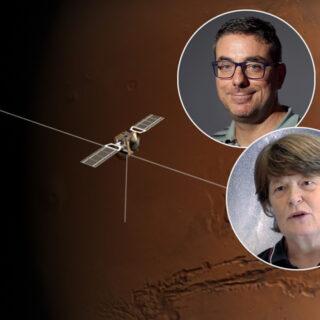 Acqua liquida su Marte, il fronte del sì