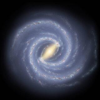 """Curiosi """"Cosi"""" nel cuore della Via Lattea"""